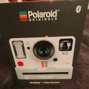 Polaroid originals One Step+ iType camera-white